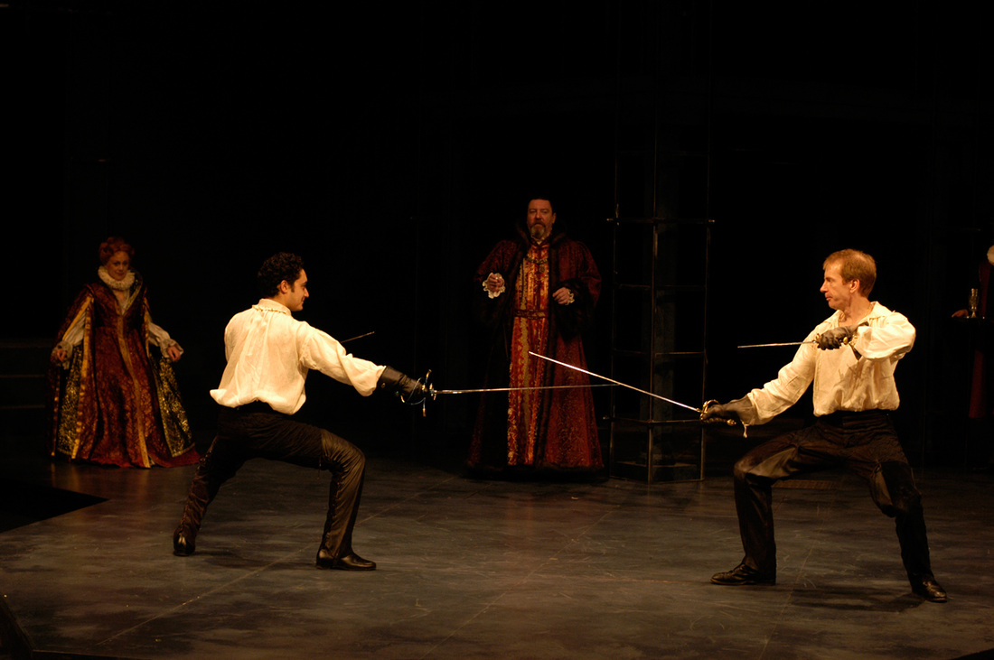 the reactions of laertes and hamlet when angered in the play hamlet Comparing laertes and hamlet laertes and hamlet both display impulsive reactions when angered once laertes discovers his father has been murdered, he immediately assumes the slayer is claudius.